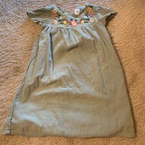 Baby Gap tunic style dress